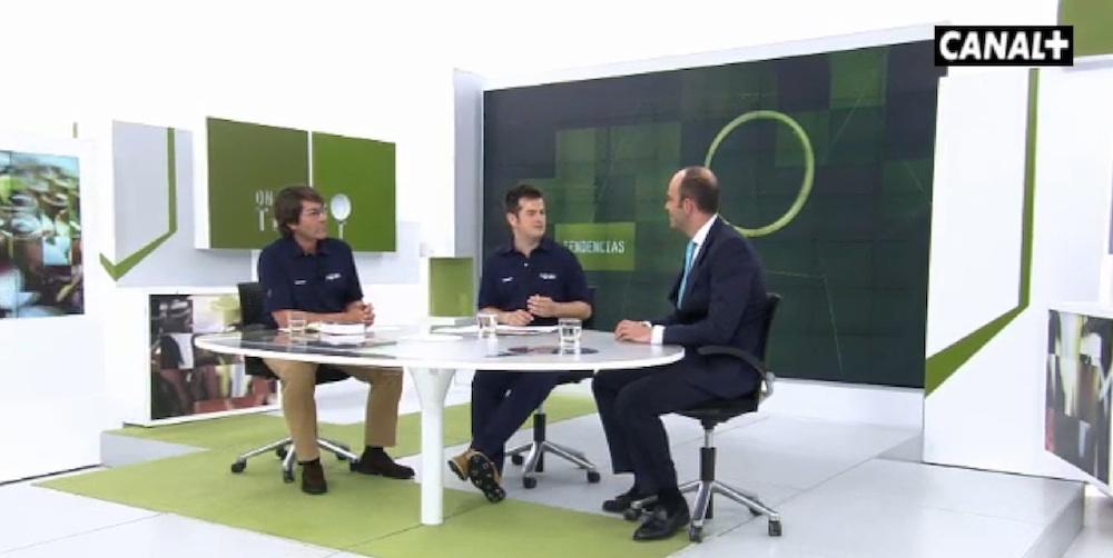 Entrevista a UGPM en Canal +