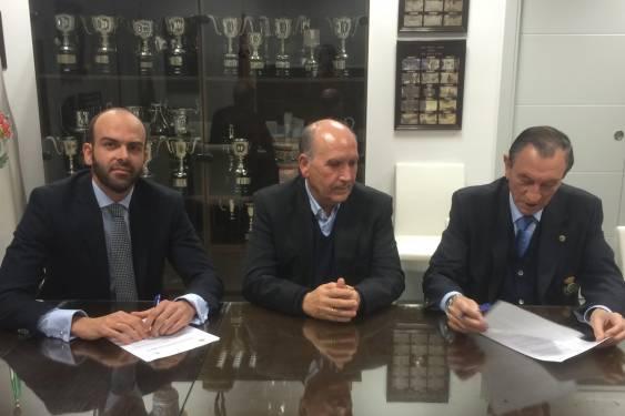 La RFGA firma un acuerdo de colaboración con University Golf Program Málaga