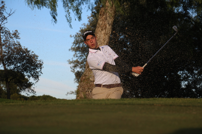 UGPM's Victor Pastor obtains a valuable podium position at the Copa de Andalucía held at the Real Club de Golf Guadalmina
