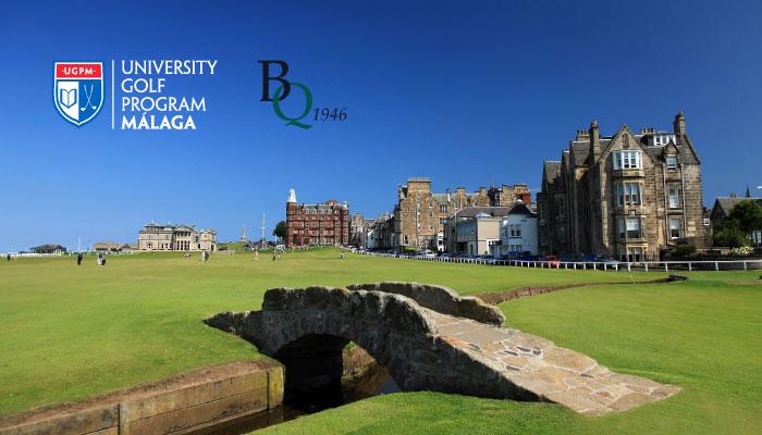 El equipo UGPM participará en el Boyd Quaich en St Andrews (Old Course, 21-23 de julio)