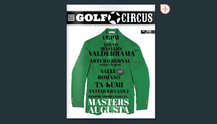 La revista Golf Circus visita las instalaciones de UGPM