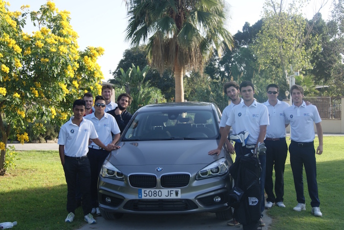 BMW Automotor, new official sponsor of UGPM