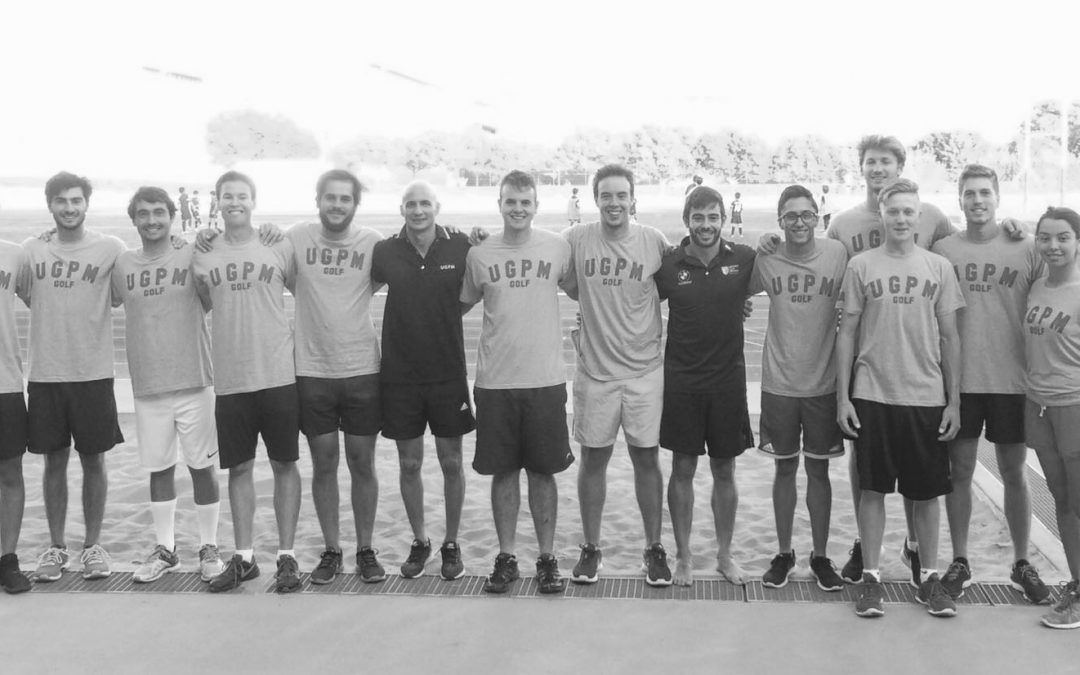 El equipo UGPM comienza el curso 2016-17 más fuerte que nunca