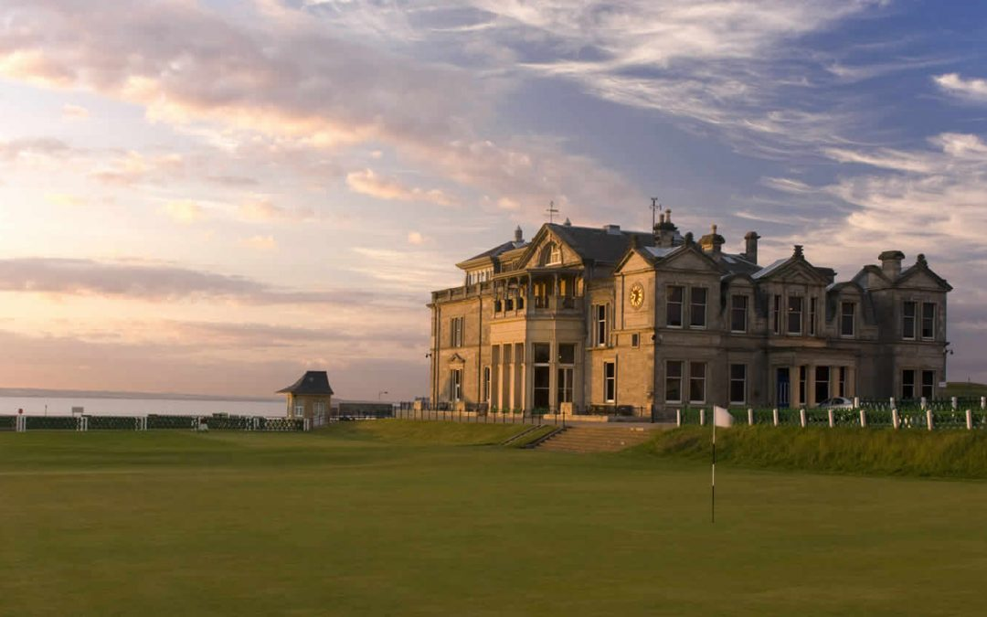 Becas The R&A of St. Andrews