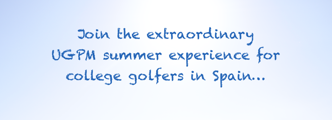 UGPM launches its Summer Program for International Golfers!