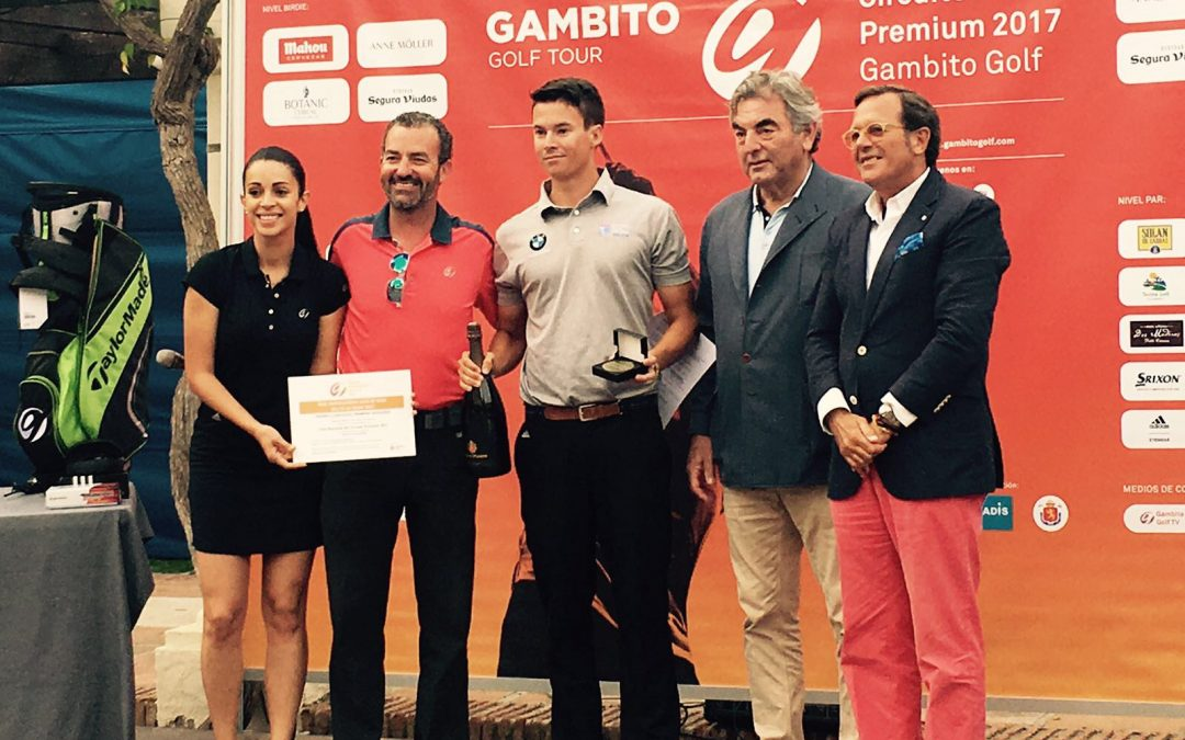 VÍCTOR PASTOR TOP 5 IN THE SPANISH INDIVIDUAL CHAMPIONSHIP 2017, AND VICTORY FOR CHRISTIAN ASENSIO AND JUAN MUÑOZ IN THEIR RESPECTIVE TOURNAMENTS!