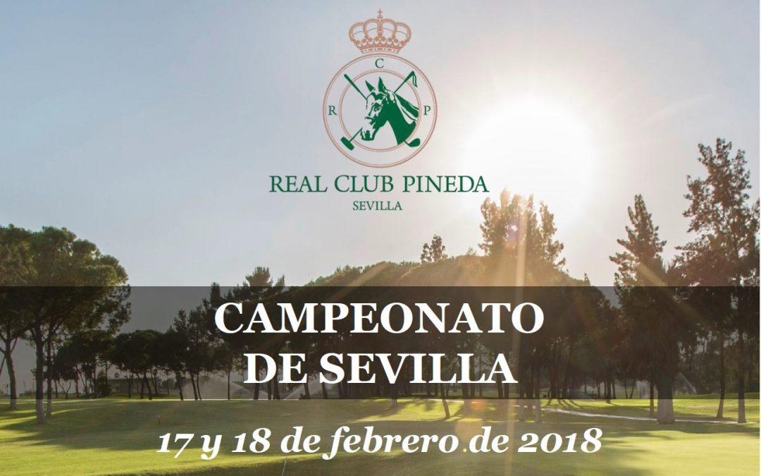 UGPM presente en el Campeonato de Sevilla 2018
