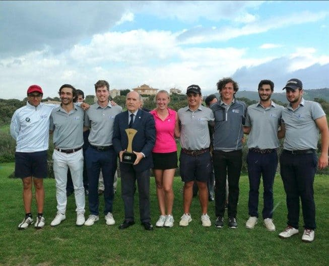 UGPM wins the Spanish University Championship, for the second year in a row